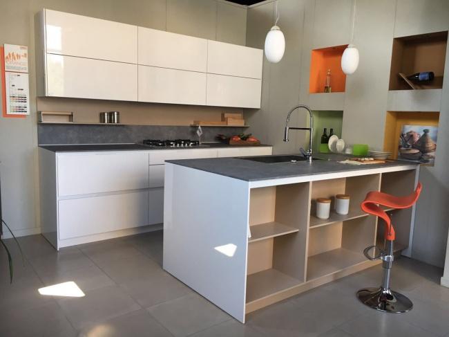 Cucina Orange by Snaidero | Eurocucina Arredamenti