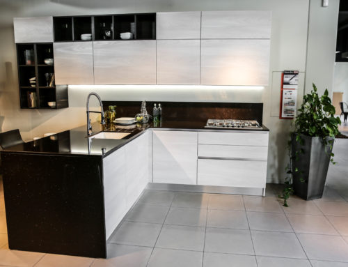 Cucina Cedro Cenere by Arrex