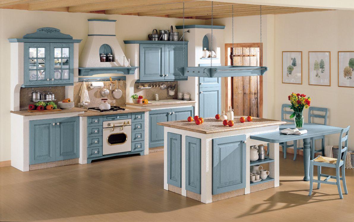Progetto cucina in muratura moderna ik03 regardsdefemmes for Abitazione moderna